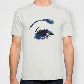 abstract eye T-shirt by VanessaGF