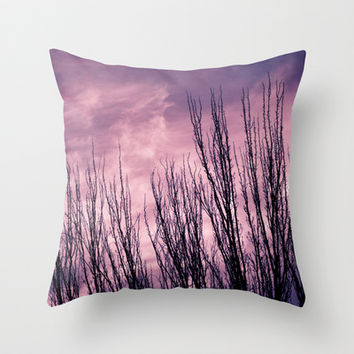 horizon Throw Pillow by VanessaGF