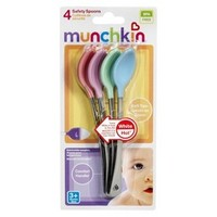 Munchkin White Hot® Safety Spoons - 4pk