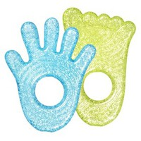 Munchkin Fun Ice® Chewy Teether - 2pk