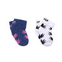 HUF - BABY SEEDS SUM14 // NAVY HEATHER / PINK