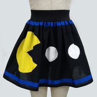 Pacman and Ghost Skirt