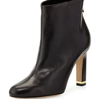 akane leather ankle boot