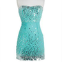dELiAs  Circle Sequins Mesh Dress  dresses  view all dresses