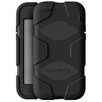 Walmart: Griffin Survivor Case for Apple iPhone 5C, Black