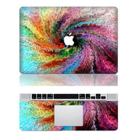 spiralmac decal mac stricker mac pro decal mac air by sunnyluo