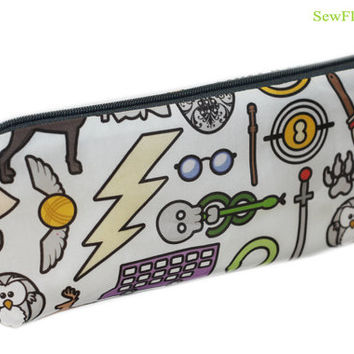 NEW Harry Potter Pencil Pouch | Pencil Case