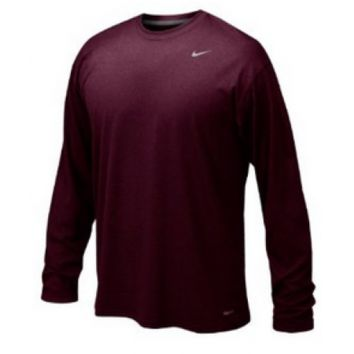 Nike Lacrosse Dri-Fit Long Sleeve Tee | Lacrosse Unlimited