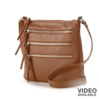 Apt. 9® Robin Zipper Crossbody Bag