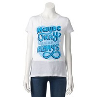 Changes The Fault In Our Stars Tee - Juniors