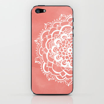 Delicate #2 iPhone & iPod Skin by Tangerine-Tane