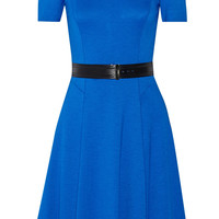 Jason Wu Belted jersey dress – 58% at THE OUTNET.COM