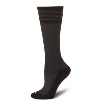 Sockwell Black Merino Wool Elevation Compression Socks (M/L)