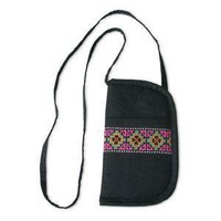 - Hill Tribe Reading Glasses Pouch - each 1261HB-G12834 - Handbags & Bags
