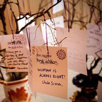 WeddingChannel Galleries: Guestbook Tree