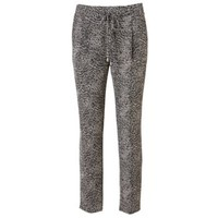 Jennifer Lopez Cheetah Foil Soft Pants - Women's