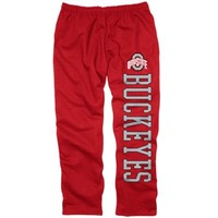 Ohio State Buckeyes Red Couch Island Sweatpants