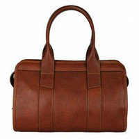 Frank Clegg - Signature Satchel Small on LoLoBu
