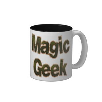 Magic Geek Gold