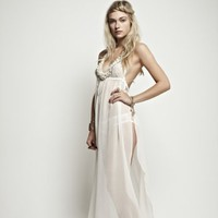 Ell & Cee Goddess Maxi Dress - Loungewear from Glamorous Amorous UK