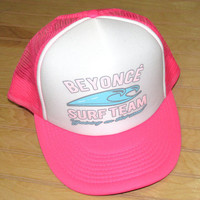 Snap Back Hat Beyonce Surf Team