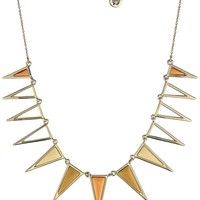 House of Harlow 1960 Sun Flare Collar Necklace