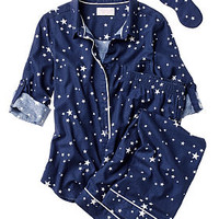 Dreamer Flannel Pajama - The Dreamer Flannel Collection - Victoria's Secret