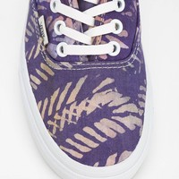 Vans X Della Authentic Batik Women's Low-Top Sneaker - Urban Outfitters