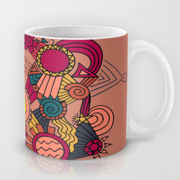 The Earthly Environment Mug by DuckyB (Brandi)