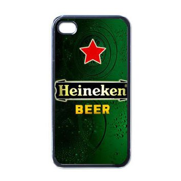 Apple iPhone Case - Heineken Logo - iPhone 4 Case Cover | Merchanstore - Accessories on ArtFire