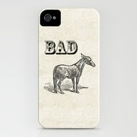 Bad Ass iPhone Cover by Jacqueline Maldonado | Society6