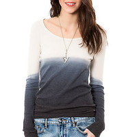 The Sweater Knot Thermal Henley