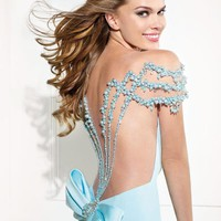 2015 Tarik Ediz 90387 at Prom Dress Shop