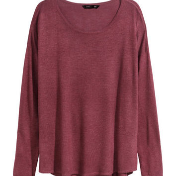 H&M - Oversized Sweater -