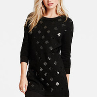 Embellished Sweatshirt Dress - Victoria's Secret