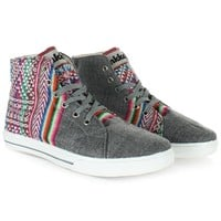 Baskets Inkkas Slate High Top 10506 - LaBoutiqueOfficielle.com