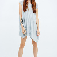 BDG Carina Washed T-Shirt Dress - Urban Outfitters