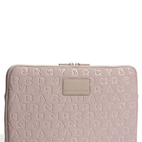 MARC BY MARC JACOBS 'Jumble Logo' Laptop Sleeve (13 Inch) | Nordstrom