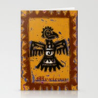 Mexican design Stationery Cards by LoRo  Art & Pictures