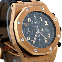 Audemars Piguet Royal Oak Offshore Jay-Z watch 26055OR.OO.D001IN [20120714095] - $118.00 : watches replica , ,fake watches for sale