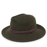 Kendall & Kylie Detail Band Fedora at PacSun.com