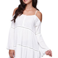 Kendall and Kylie Cold Shoulder Tunic at PacSun.com