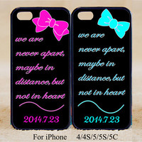 Forever Best Friend,iPhone 5s Case iPhone 5c case iPod 5 case, iPhone 4/ 4s Cases,Samsung Galaxy S3,S4,S5,Couple Csae