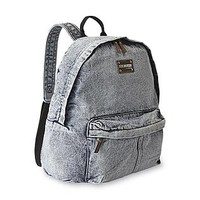 Joe Boxer Women's Packmaster Backpack - Denim
