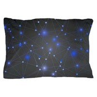 Stars Makes Me Dream Geometric Remix Pillow Case> Pillow Cases> soaring anchor designs