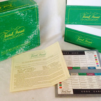 Vintage trivial pursuit all stars edition