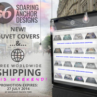 Happy Shopping & Shipping: FREE Worldwide Shipping! by soaring anchor designs ⚓ | Society6