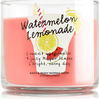 "3-Wick Candle <a href=""http://m.bathandbodyworks.com/product/index.jsp?productId=41813156&cp=12586994.42390006"" data-params=""p+cp=12586994.42390006"">Watermelon Lemonade</a>"
