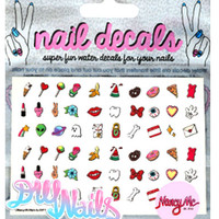 NANCY MC NAIL DECALS