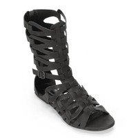 HeartSoul Catalina Midcalf Gladiator Sandals - Women